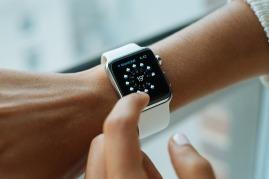Apple Style Smart Fashion Smart Watch Technology